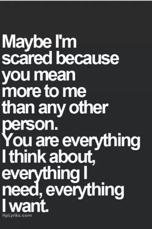 My Everything Love Love Quotes Love Quotes For Her Best Love