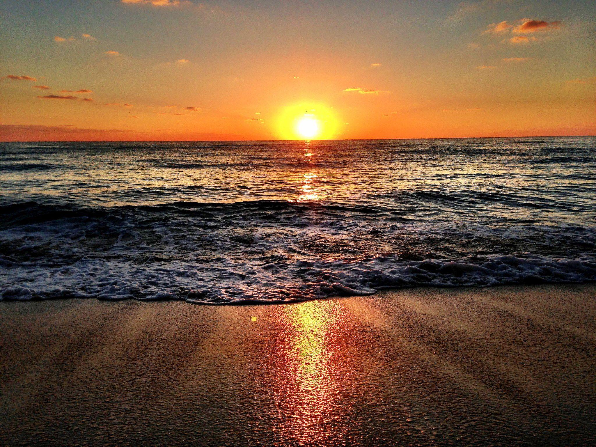 Imagine waking up to this beautiful sunrise every morning