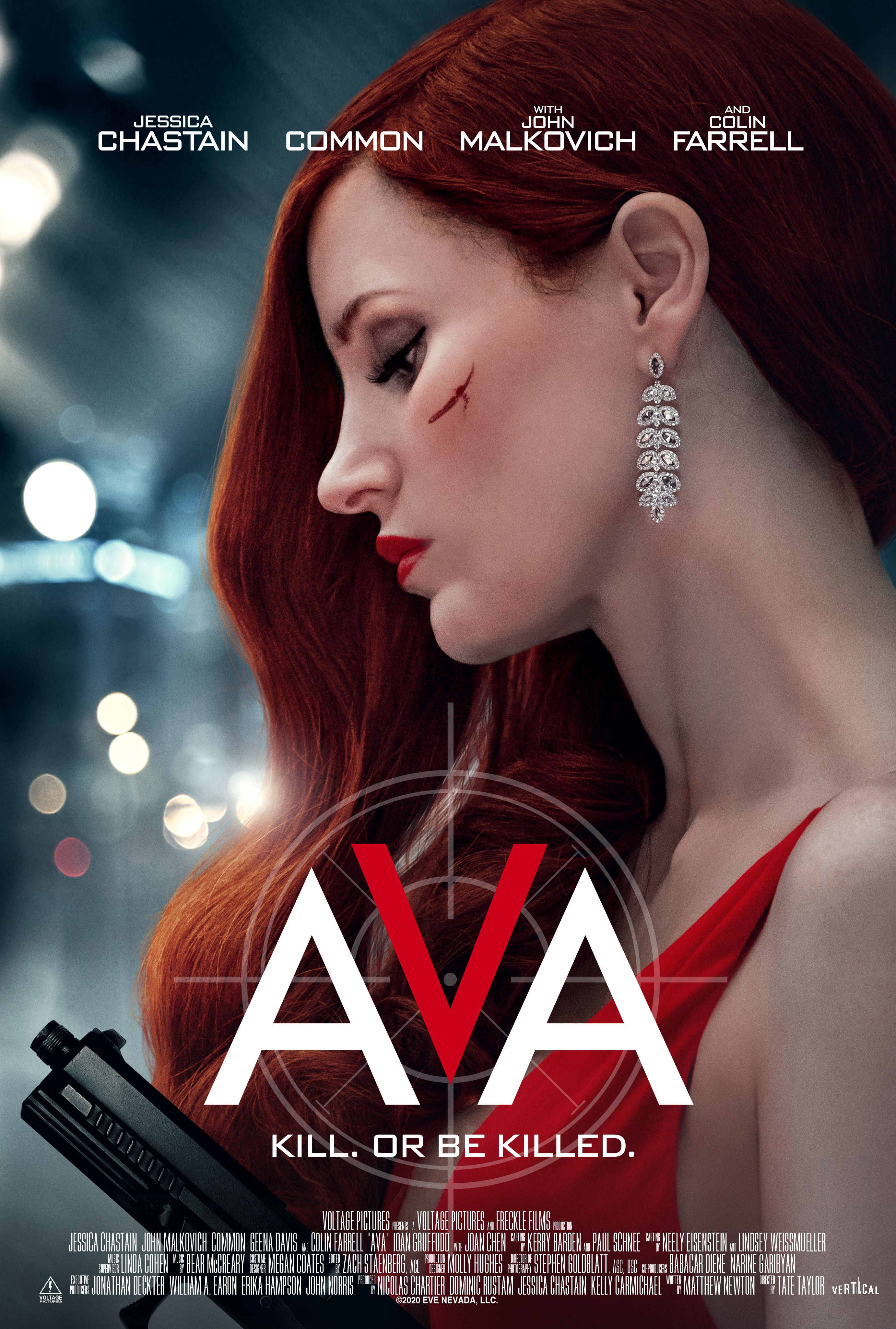 Ava movie - Jessica Chastain in 2020 | Jessica chastain, Movie stars, Free  movies online