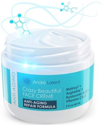 Giveaway Andre Lorent Crazy Beautiful Face Creme Face Cream