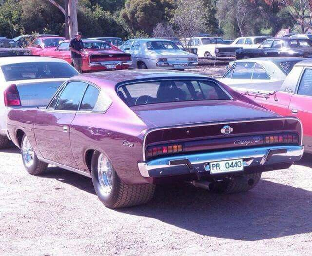 Tubbed Valiant Charger With Images Australian Muscle Cars