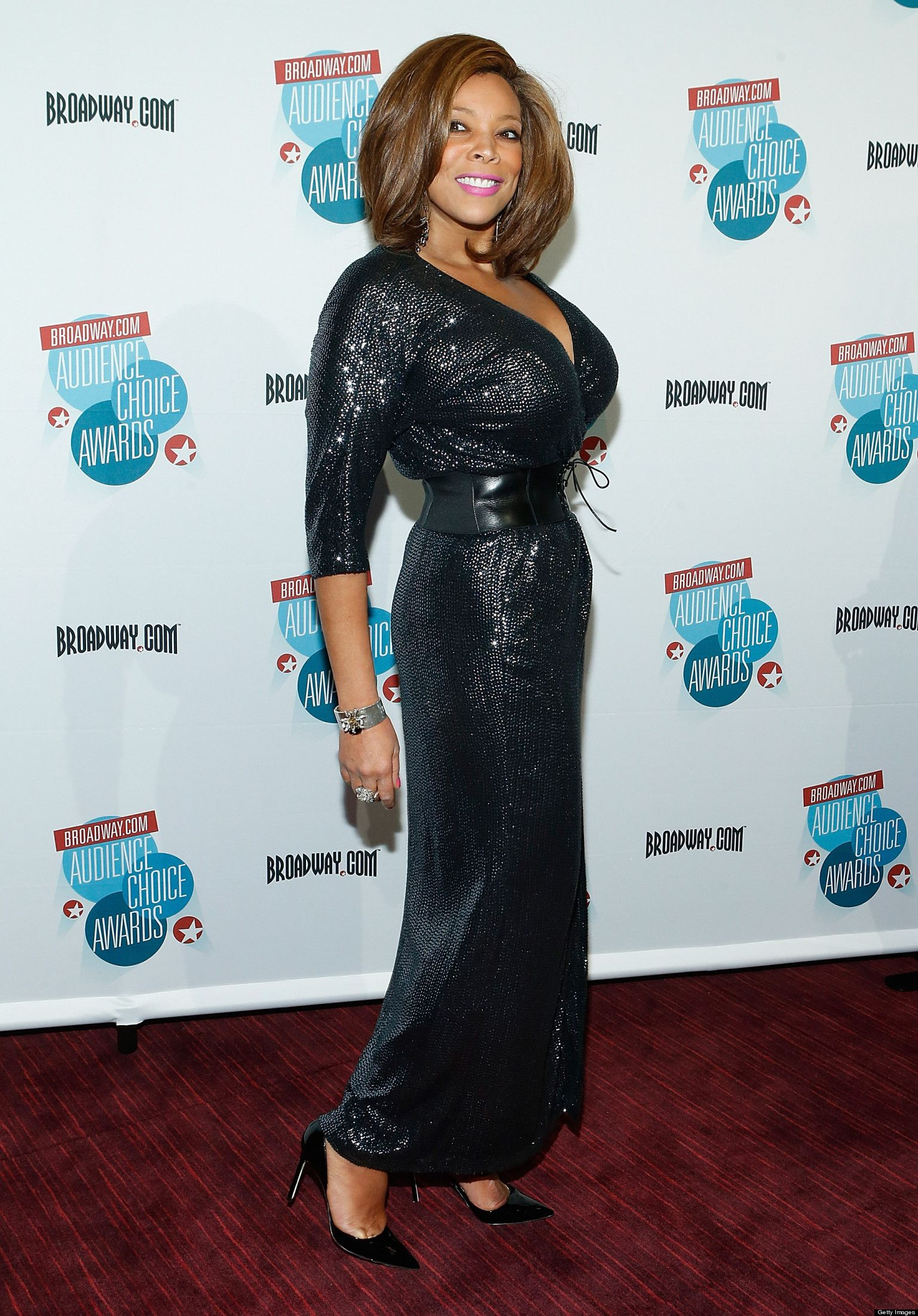 Wendy Williams Flaunts 20 Lb. Weight Loss