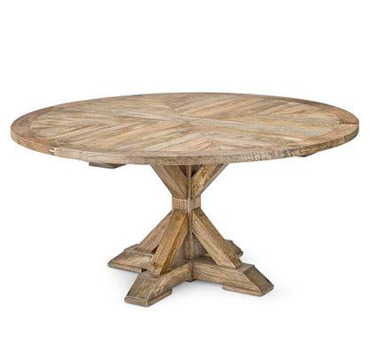 Onekingslane Designisneverdone Round Wood Dining Table 72 Inch