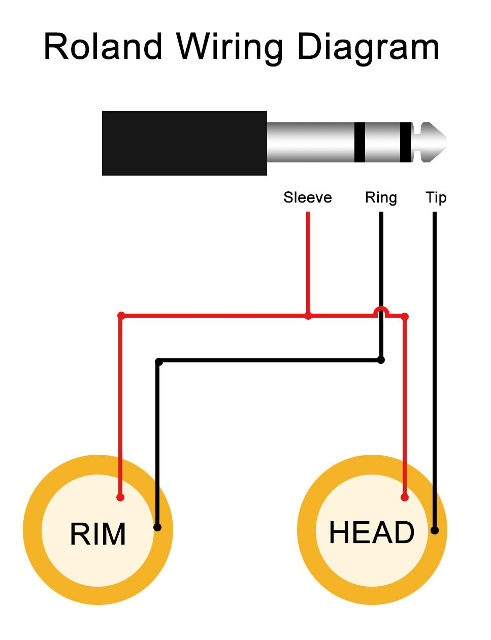 Piezo Wiring Diagram