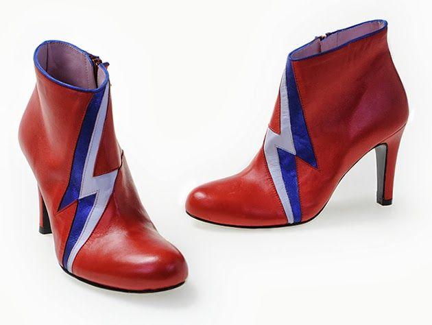 d2d7ae730e0f David Bowie inspire la créatrice de chaussures Annabel Winship | I ...