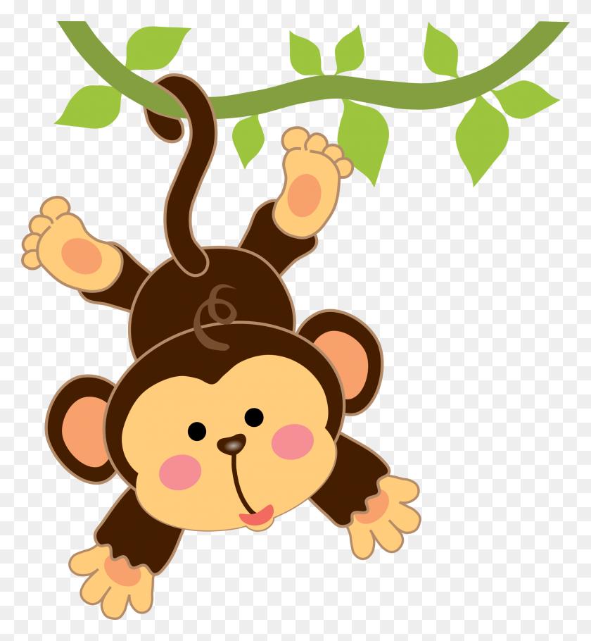 2203x2402 Monkey Clipart Jungle Animal Jungle Animals Clipart Cartoon Monkey Monkey Drawing Safari Baby Animals