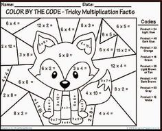 math coloring pages 7th grade 03 - Math Coloring Pages Grade