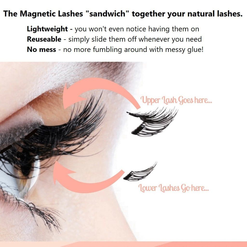 b31ea6ea3d6 The Magnetic Lash - Redesigned in 2019 | Rachael zoe | Magnetic ...
