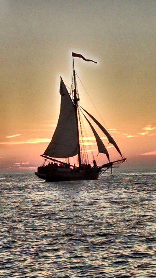 Lake Michigan, South Haven Sunset