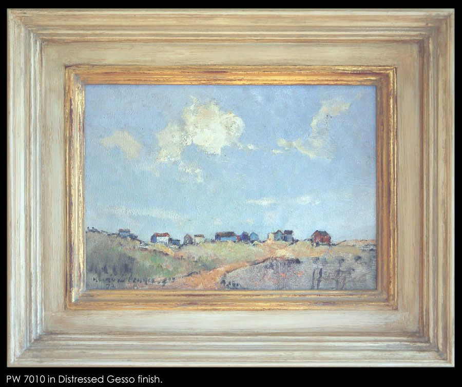 Finished Frames | Framed Oil Paintings | Framing Examples ...