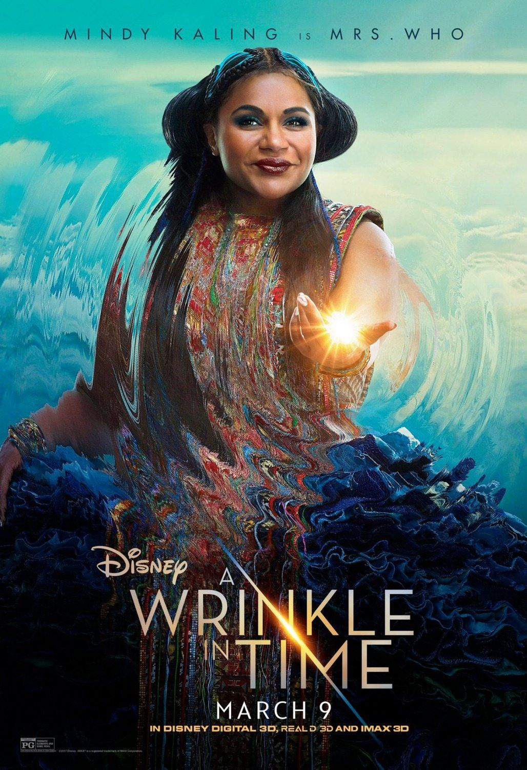 8fb81c95941 New Movie Posters for A Wrinkle in Time | Posters | A wrinkle in ...