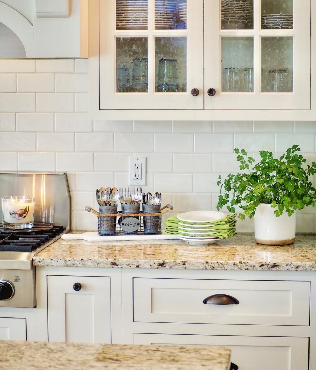 Dover White Is Closest Color Match To The Cabinets And Oil Rubbed Bronze Pulls Off White Kitchen Cabinets Kitchen Remodel Kitchen Renovation