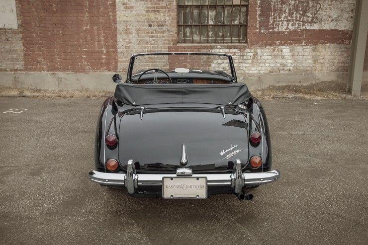1966 Austin Healey 3000 Mk III