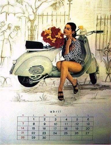 Calendario Randi Ingerman.Pin By Randy Lotz On Scooters Calendario