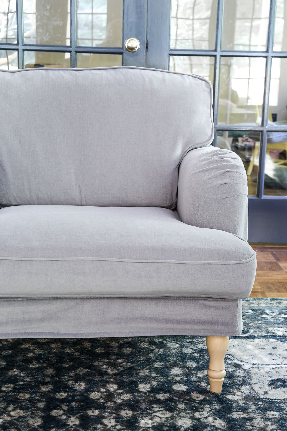 IKEA's New Sofa and Chairs and How to Keep Them Clean