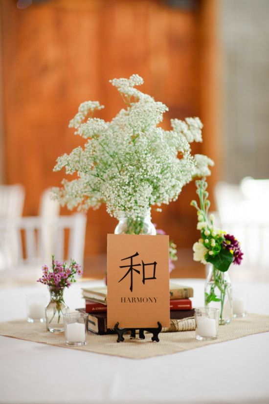 Have Some Fun With Your Table Numbers Hm 430 Stix Dinner Wedding