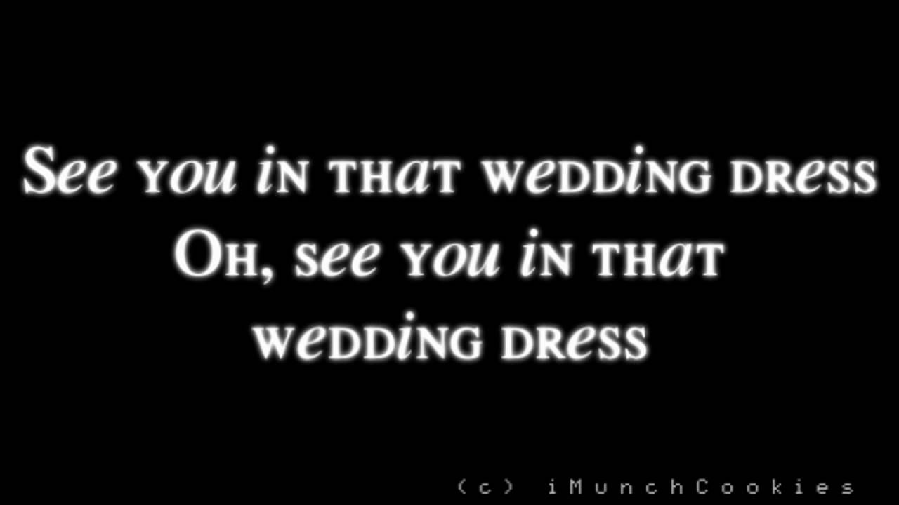 Wedding Dress English Version J Reyez Tommy C Of Ibu With Lyrics Dress Lyrics Lyrics Songs