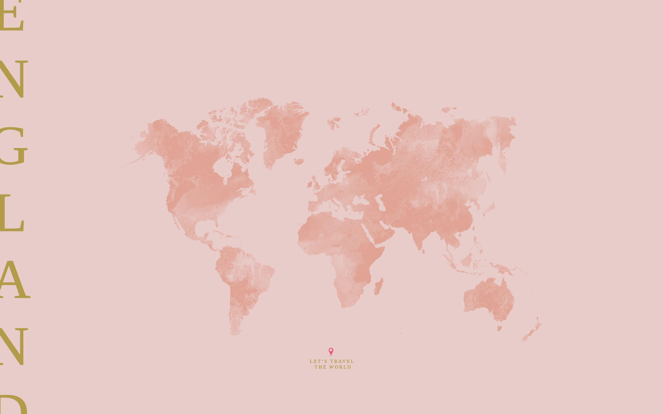 Design Map Wallpaper Color Pink World Travel World Map