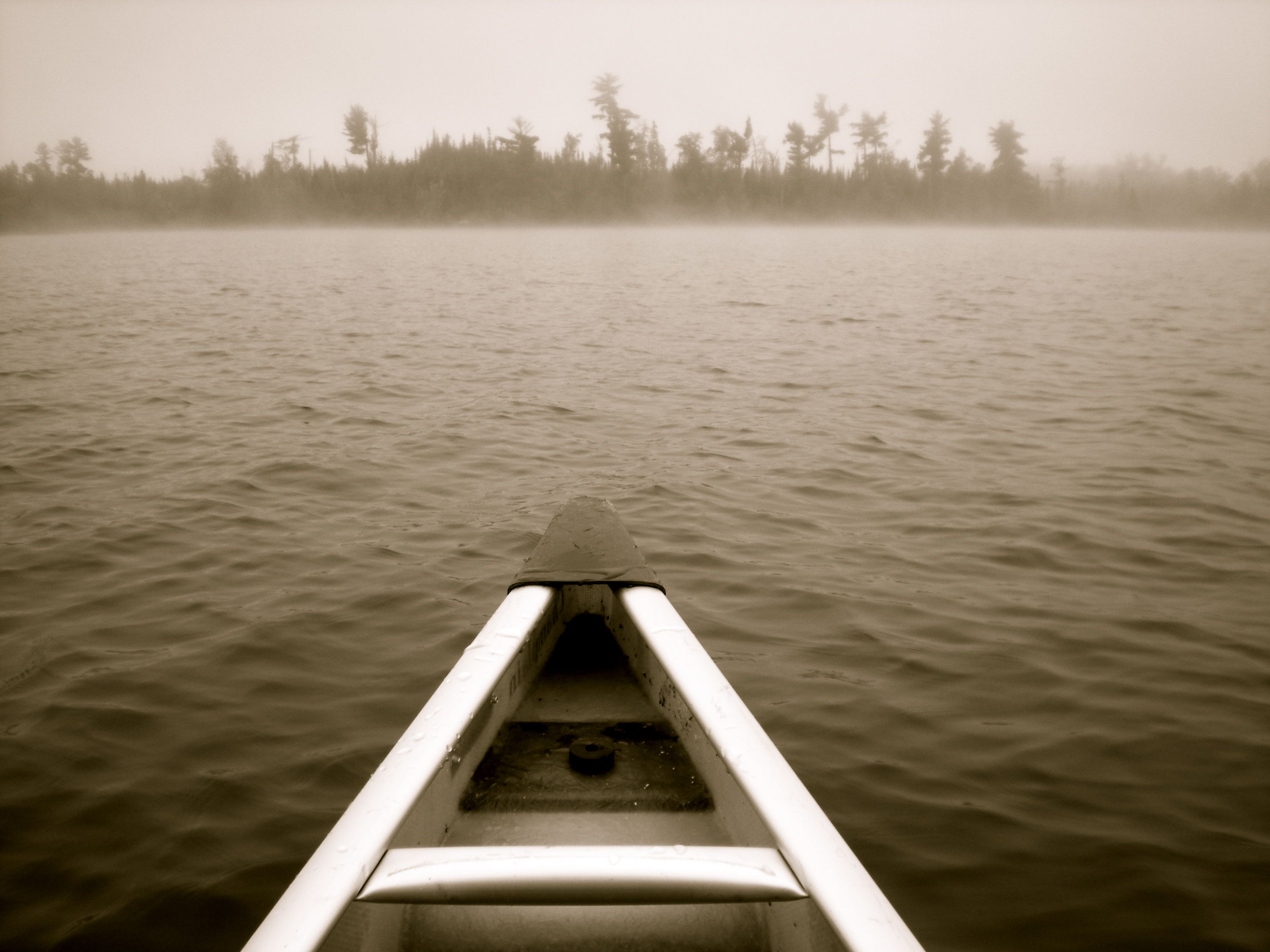 I took this photo in the BWCA in Ely, MN.