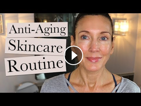 My Anti Aging Skincare Routine Winter 2019 Over 50 Anti Aging Skincare Style How To Hota Anti Aging Skincare Routine Anti Aging Skin Care Skin Care Routine