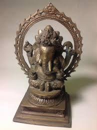 Image Result For Glass And Metal Ganesh Statue Small StatueWedding FavorsWedding Stuff