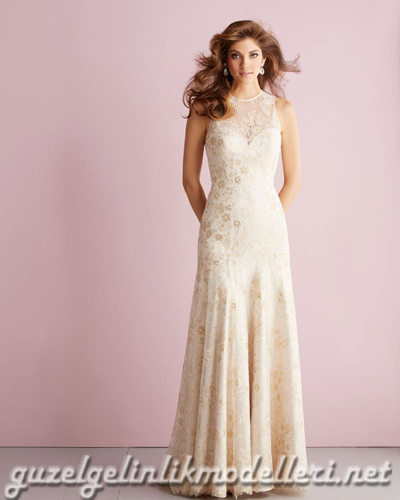 Gold white wedding dress  love weddingdress justengaged engaged bride backlessdress