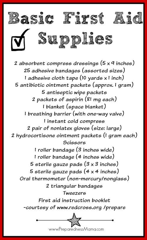Costco Prepper Supply Items | Outdoor Survival | Pinterest | Aid kit ...