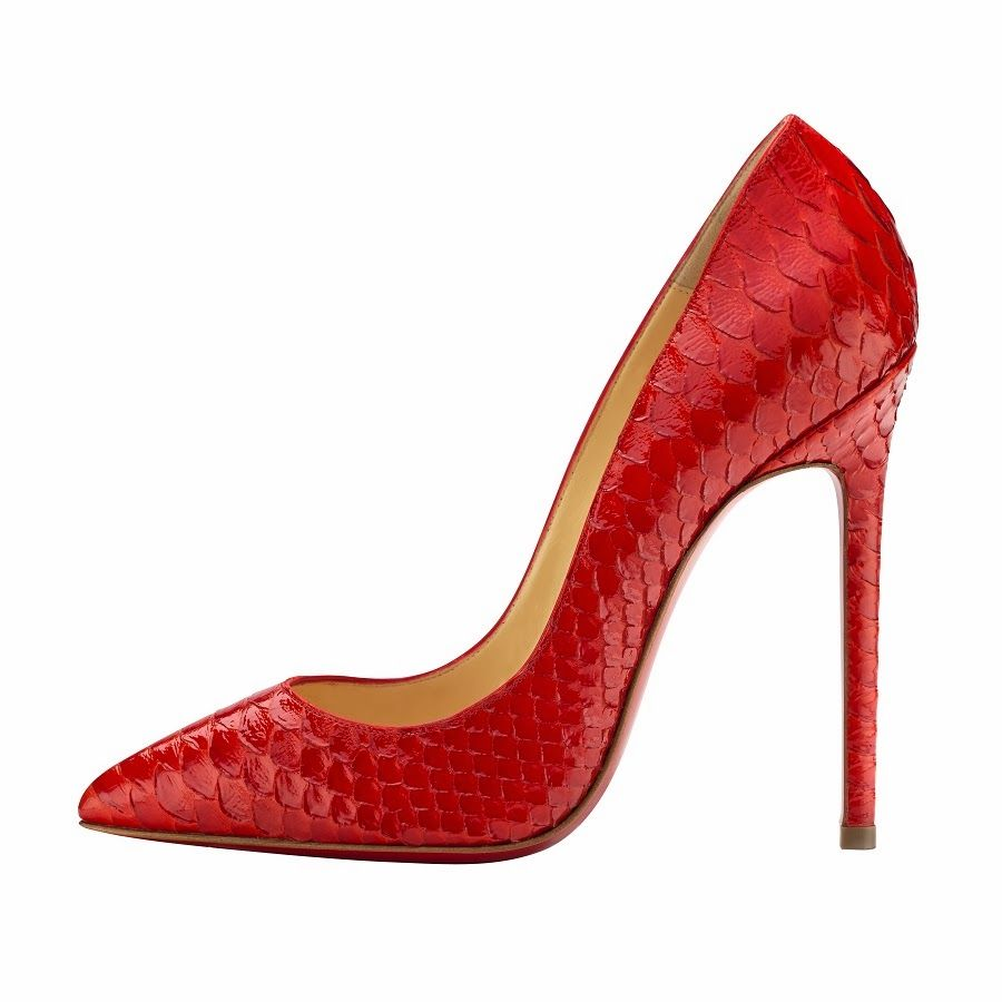 157338555494 christian louboutin python pigalle pump - Google Search