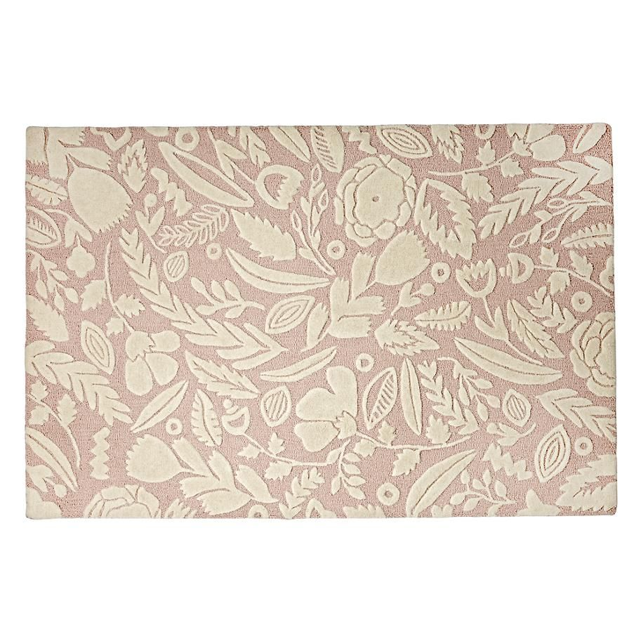 Pink Fl Rug S Rugs Colorful