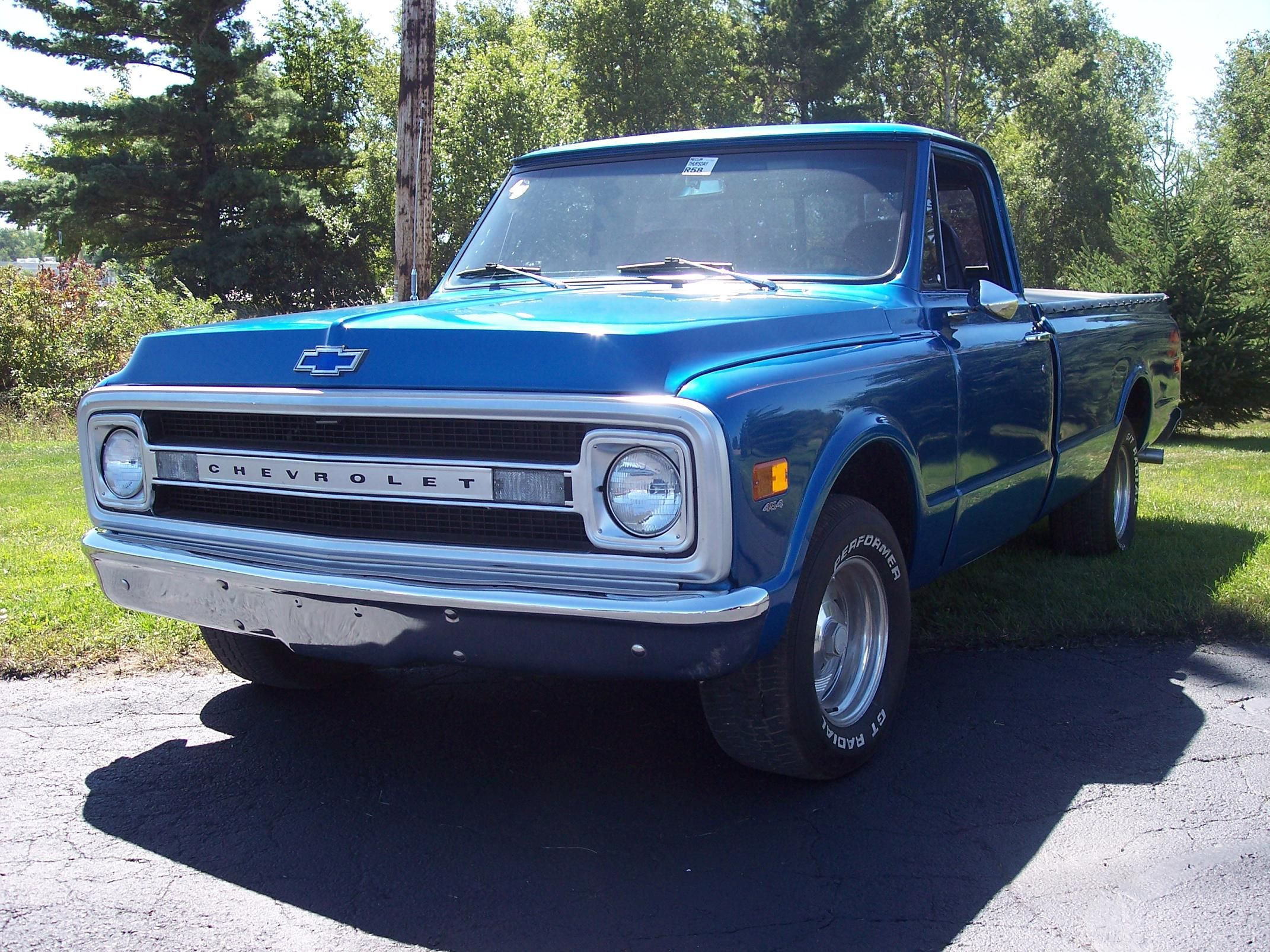 1970 Chevy Truck Shortbed Super Clean c10 Hot rod ...