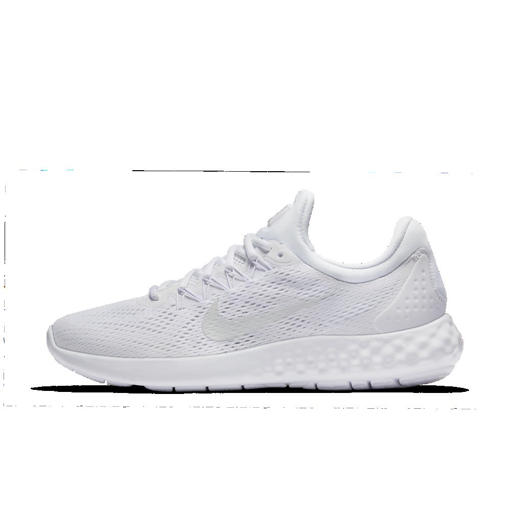 c3856aee01f Nike Lunar Skyelux Men s Running Shoe Size 10.5 (White) - Clearance Sale