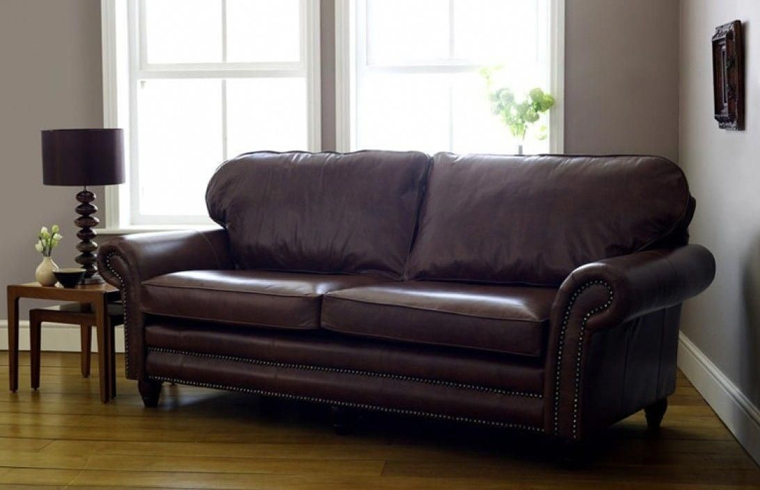 Tips That Help You Get The Best Leather Sofa Deal 2018 Brown
