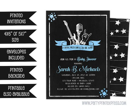 Rockstar baby shower invitations rock n roll baby shower wedding bed and bath 10 michaels baby shower invitations michaels canada baby shower invitations michaels baby shower invitations does michaels sell baby filmwisefo