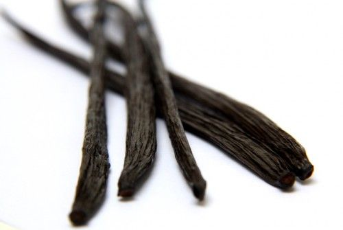 Indian Vanilla Beans for Culinary Use Grade A quality Five Beans   catfluff - Craft Supplies on ArtFire