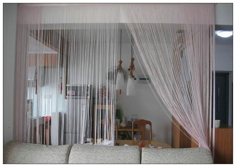 Pin On Decorating Your Home With String Curtains