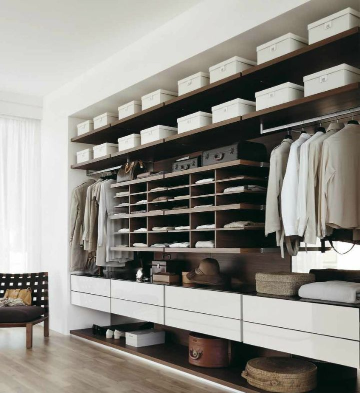 . Top Luxury Closets For Your Modern Master Bedroom   Architecture
