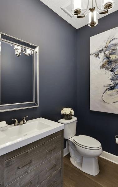 20 Popular Bathroom Paint Colors Eweddingmag Com Popular Bathroom Colors Bathroom Paint Colors Powder Room Paint Colors