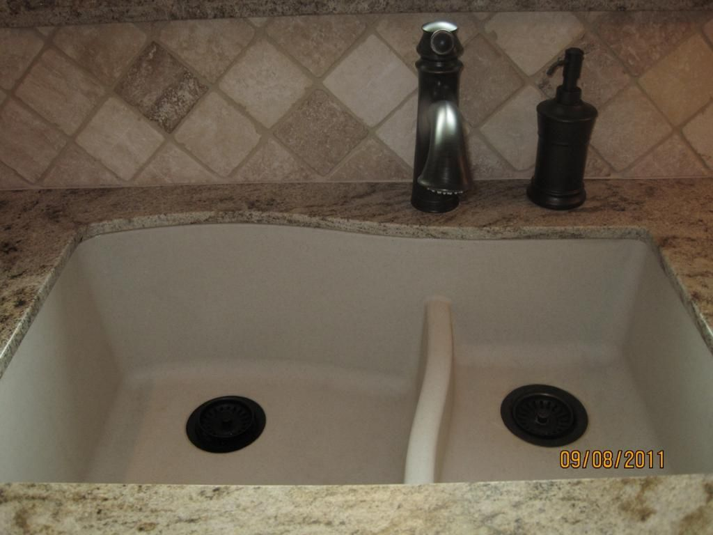 Swanstone Granite Kitchen Sinks Swanstone Nero Quartz Sink Backsplashes Pinterest Kitchen