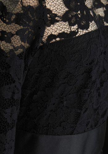 So Noir, So Good Dress, #ModCloth