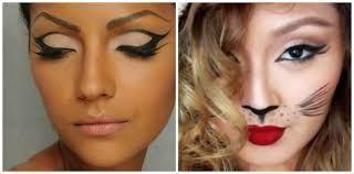 Image Result For Cat Eye Halloween Makeup Cat Eye Makeup