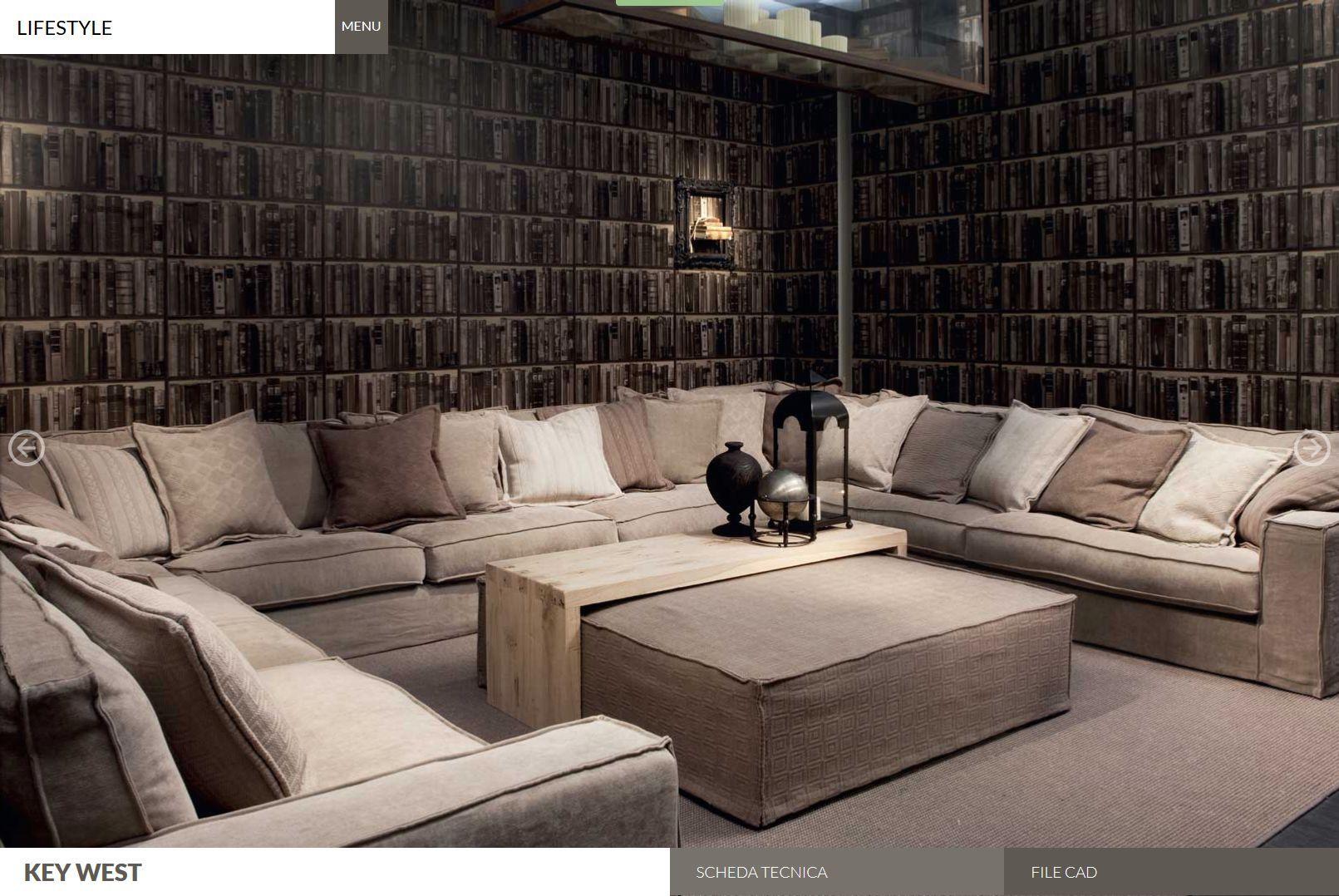 Ville Venete - Landscape sofa   Living Room   Pinterest   Living ...