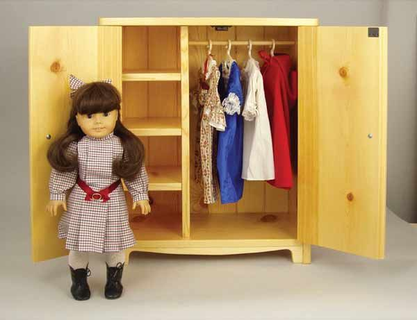 Woodworking Plans Doll Furniture Armoire