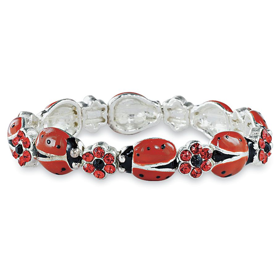 Ladybug Bracelet - Gifts for Life's Special Moments – Personalized, Humorous & Collectible