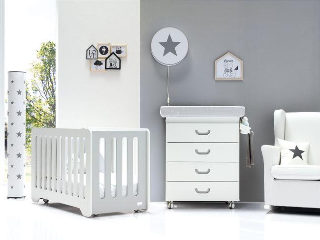 Para preparar la habitación del bebé de la mejor manera, os ...
