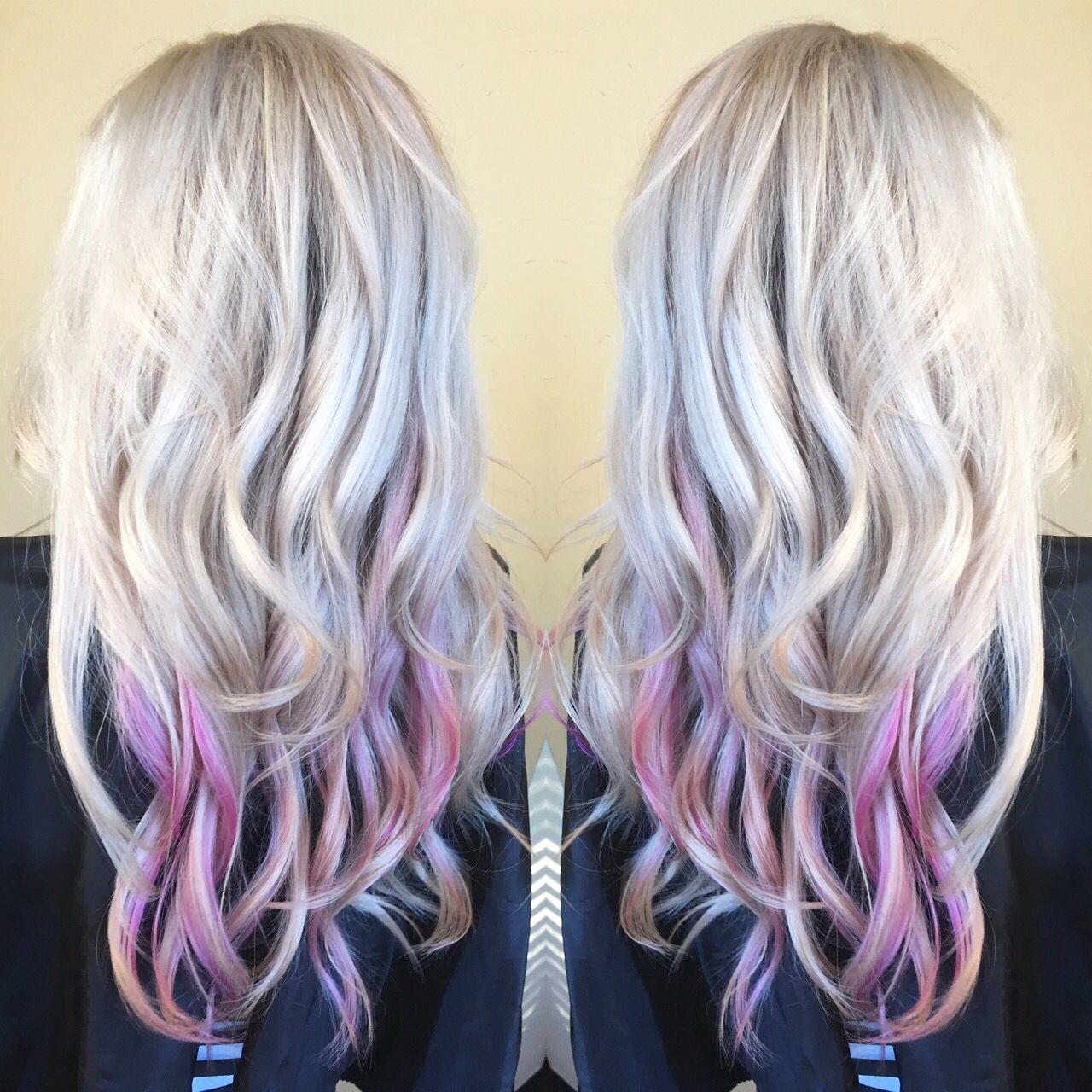 Uncategorized Blonde Peek A Boo Hair Amazing Platinum Blonde Hair