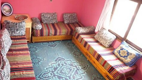 Moroccan Style Decor Pallet Furniture Floor Couch Floor Pillows Living Room Couch Alternatives