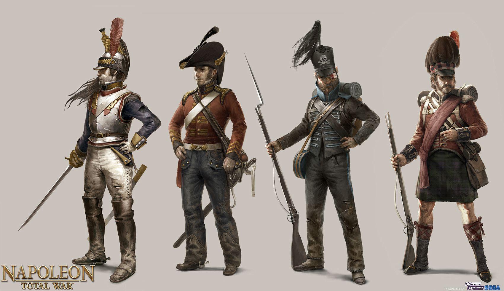 Napoleon Total War War art, Napoleon, Total war