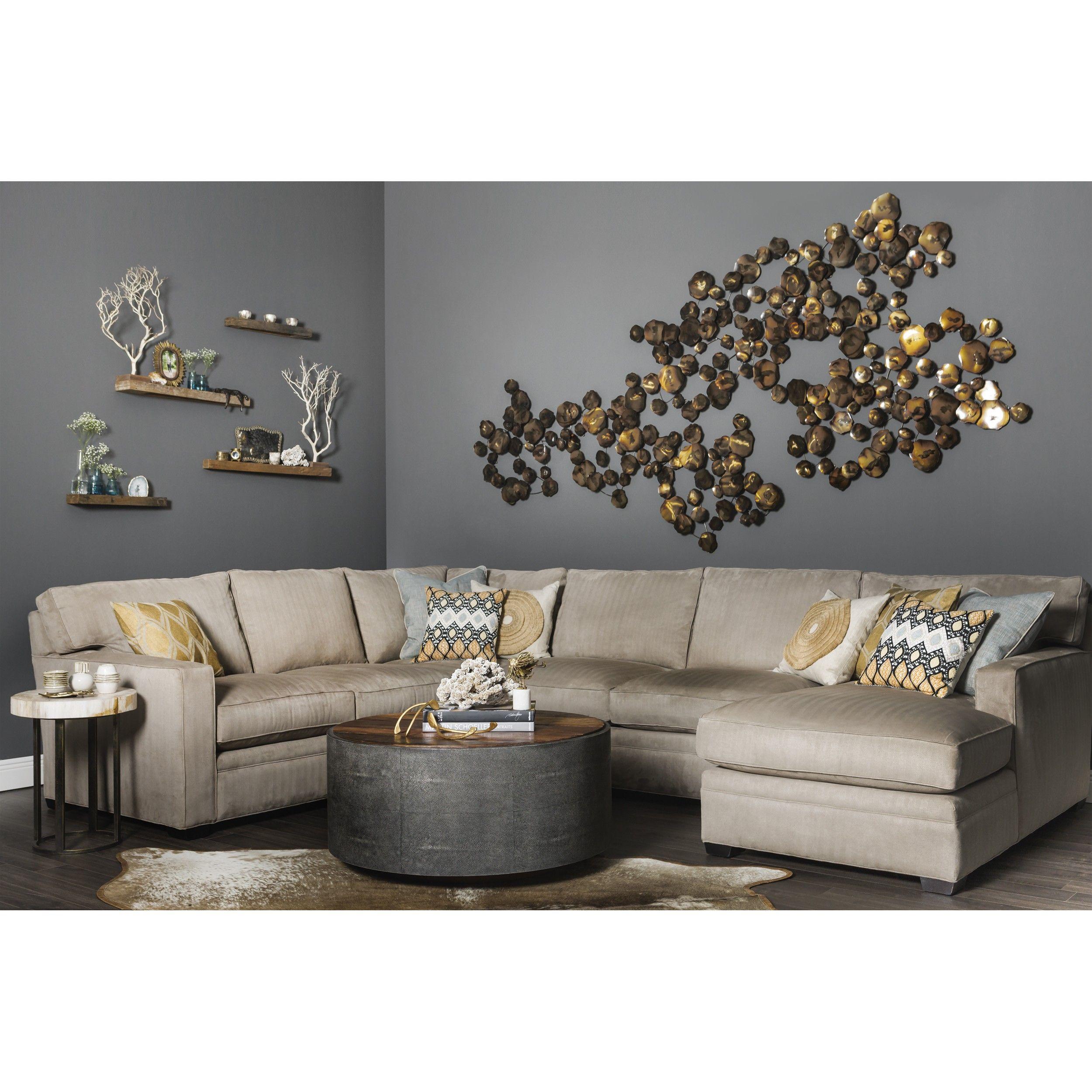 Leaf Wall Decor Bronze Contemporary Decor Living Room Bronze Living Room Living Room Designs Bronze living room decor