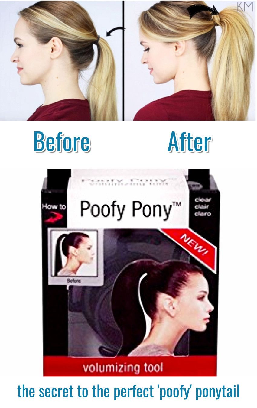 Tip a better and sassier ponytail in less than minutes fryzury