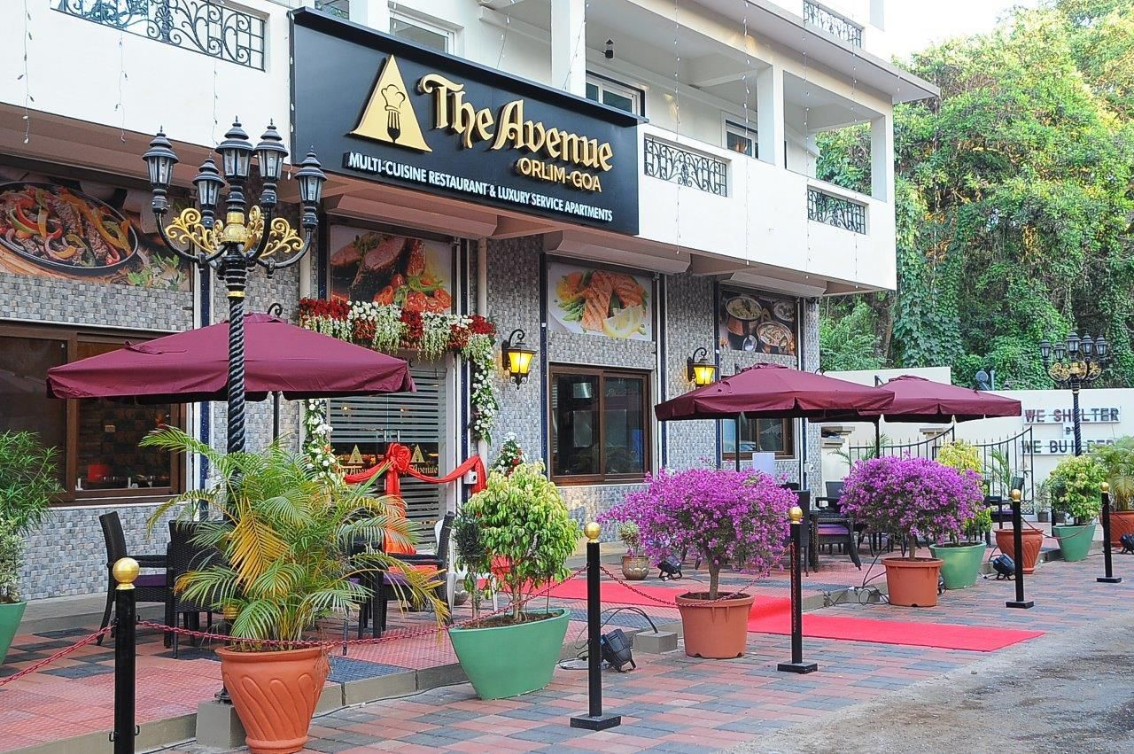 Goa The Avenue A Luxury Service Apartment India Asia The Avenue A Luxury Service Apartment Is Conveniently Locat Serviced Apartments Luxury Services Hotel